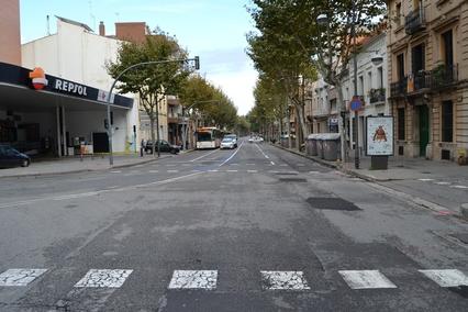 Obras en carrer Sant Bru (AJB_MITJA)