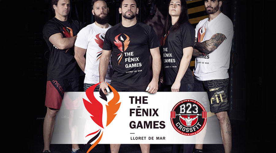 The Fénix Games – primer evento internacional de crossfit en Barcelona