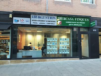 Ibercasa Finques S.L Agencia Inmobiliaria en Badalona - logotipo