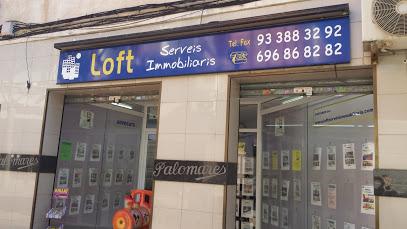 Loft Serveis Immobiliaris Agencia Inmobiliaria en Badalona - logotipo