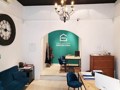 Mgi Immobiliària Agencia Inmobiliaria en Badalona - logotipo