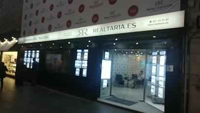 Realtaria. Agentes Inmobiliarios. Agencia Inmobiliaria en Badalona - logotipo