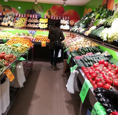 Frutería Frutas Serrano en Badalona