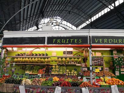 Frutería verdures Joan i Roser en Badalona